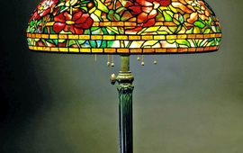 Table lamp for 2.8 million dollars